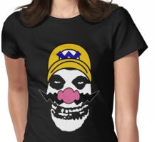 Misfit Wario Womens Fitted T-Shirt