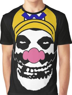 Misfit Wario Graphic T-Shirt