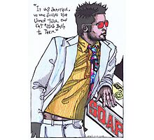 Fight Club #1 Selling Soap Photographic Print