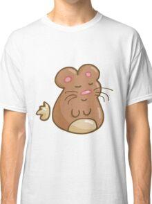 Chubby Hamster Classic T-Shirt