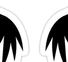 Wings For Flight Sticker