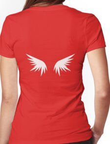 Wings for Flight Womens Fitted T-Shirt