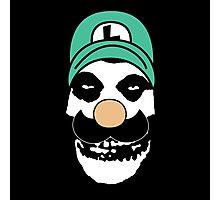 Misfit Luigi Photographic Print