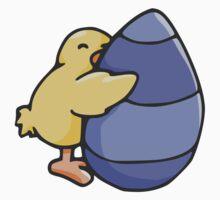 Easter Egg Hug by hybridwing