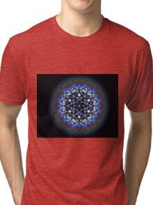 """Elliptical Star"" Tri-blend T-Shirt"