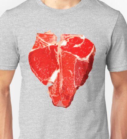 Juicy Steak Unisex T-Shirt