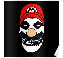 Misfit Mario Poster