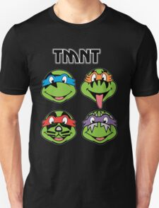 TMNT and KISS crossover Unisex T-Shirt