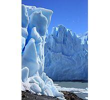 Moreno Glacier Photographic Print