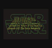 Star Warz - Episode Joke List by Presumably