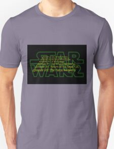 Star Warz - Episode Joke List T-Shirt