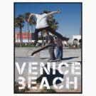 Venice Beach Fashion T-Shirt by b8wsa