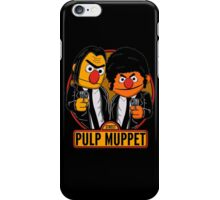 Pulp Muppet Street iPhone Case/Skin
