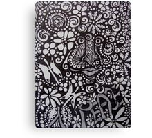 Mind Doodles  Canvas Print