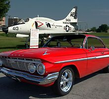 1961 Chevrolet Impala by TeeMack