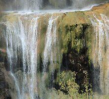 Magical waterfall by maashu