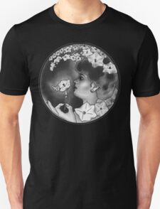 Woman in the Moon Unisex T-Shirt