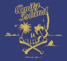 JAWS / Amity island welcomes you ! by alexMo