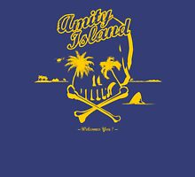 JAWS / Amity island welcomes you ! Unisex T-Shirt