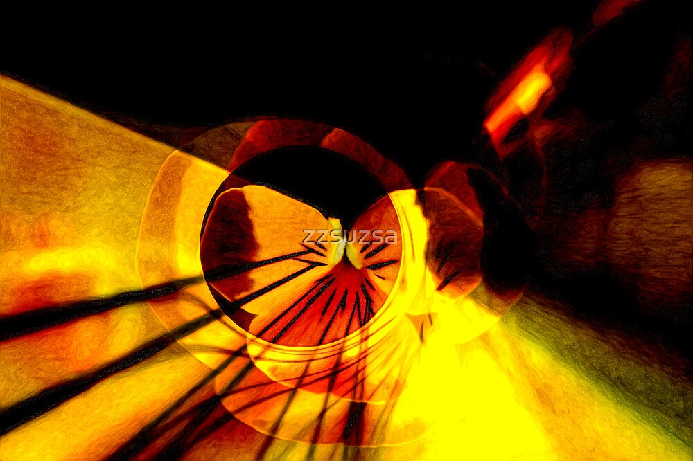 Inocent flame by zzsuzsa