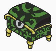 Green Jewelry Box by hybridwing
