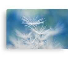popping up Canvas Print