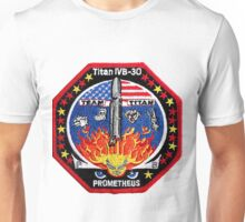NROL 16 Lacrosse 5 Crest Unisex T-Shirt