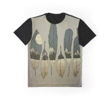 The Birds of Winter Graphic T-Shirt
