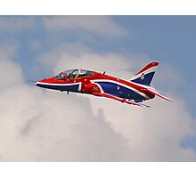 Solo Hawk Display 2012 - Dunsfold Photographic Print
