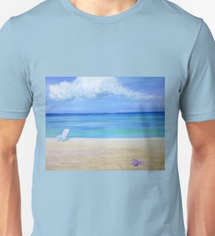 Honeymoon in the Maldives Unisex T-Shirt