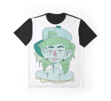 Zombie Babe Graphic T-Shirt