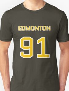 Edmonton Football (I) Unisex T-Shirt