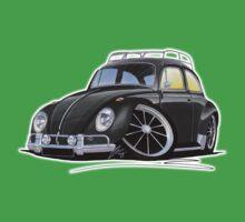 VW Beetle (Custom H) One Piece - Short Sleeve