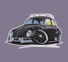 VW Beetle (Custom H) Kids Tee