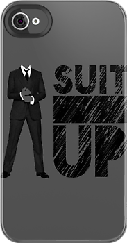 Suit up by bomdesignz