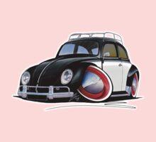 VW Beetle (Custom I) Baby Tee