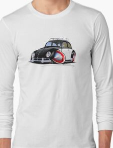 VW Beetle (Custom I) Long Sleeve T-Shirt