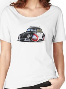 VW Beetle (Custom I) Women's Relaxed Fit T-Shirt