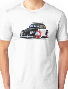 VW Beetle (Custom I) Unisex T-Shirt