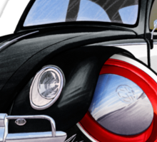 VW Beetle (Custom I) Sticker