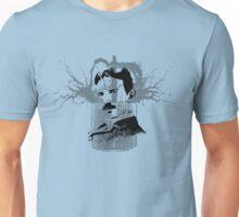Nicola Tesla: BAMF Unisex T-Shirt