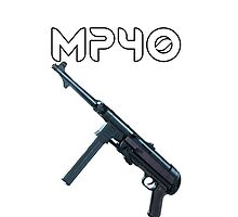 MP40 by ClansUnited