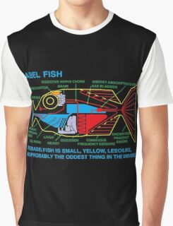 Babel Fish Graphic T-Shirt