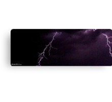 Lightning 2012 Collection 2 Canvas Print