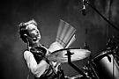 Drummer by Mojca Savicki