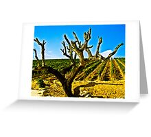Cork for the Wine! Greeting Card