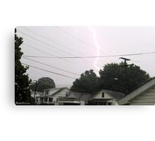 Lightning 2012 Collection 35 Canvas Print