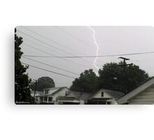 Lightning 2012 Collection 36 Canvas Print