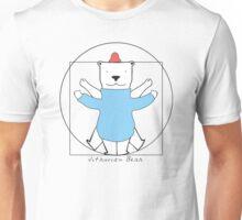 Vitruvian Bear Unisex T-Shirt