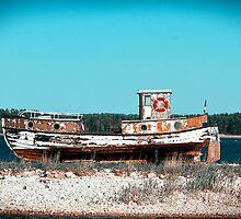 Le Boat. by tutulele